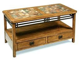 slate wood coffee table slate coffee table adorable slate top coffee table slate top coffee