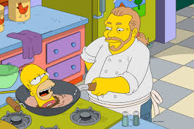 Simpsons Treehouse Of Horror I - mario batali will cook homer simpson on the new u0027treehouse of