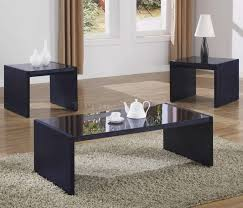 Metal Side Tables For Living Room Furniture Small Side Table Glass Coffee Table Sets