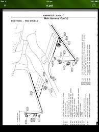 wiring diagrams page 5 the navara forum