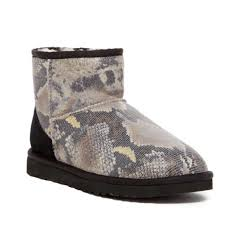 61 ugg shoes temporary sale ugg snake embossed ugg