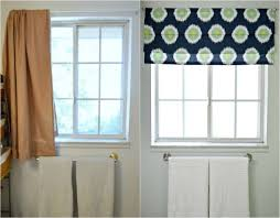 Roman Home Decor Faux Roman Shade Window Treatment Hometalk