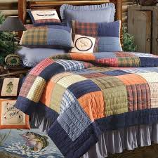 home decorating company northern plaid patchwork quilts bedding best sales and prices