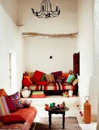 Relaxing Moroccan Living Rooms DigsDigs - Moroccan living room furniture