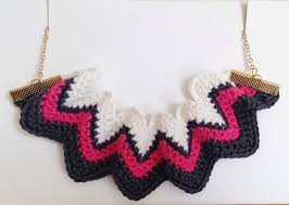 crochet necklace patterns images 10 stash busting crochet necklace patterns craftsy jpg