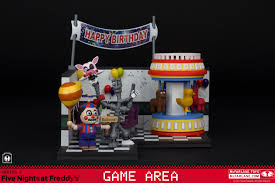 game area