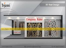 64 square meter garment apparel exhibition stand design ec 882s 2