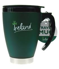 small travel mug with handle ireland collection