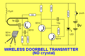 wireless doorbell wiring diagram wireless wiring diagrams