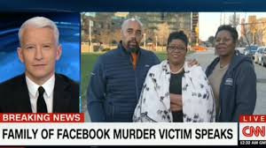 family of man murdered in facebook video shows incredible
