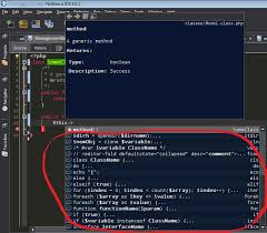 remove generic code completion hinting so called