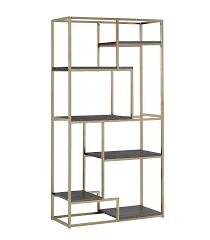 Contemporary Shelving Amazon Com Furniture Of America Corley Contemporary 6 Shelf