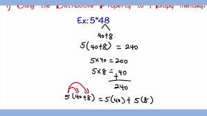 distributive property of addition worksheets koogra