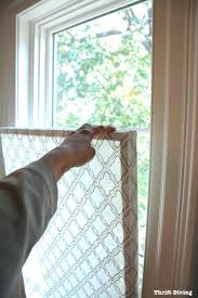 kitchen curtains window treatments budget blinds coverings