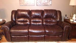 Saddle Brown Leather Sofa Show Me Your Couch All Dressed Up And I Will Show You Mine