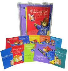 paddington bear 10 books collection pack carrier bag