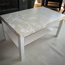 how to cover a table home dzine craft ideas give a coffee table a makeover