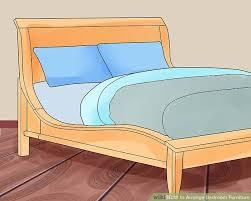 arranging bedroom furniture 2 easy ways to arrange bedroom furniture with pictures