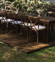 boston rustic wedding rentals boston rustic wedding rentals tables