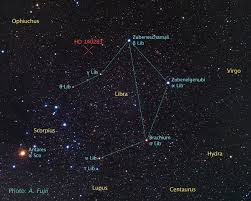 Backyard Guide To The Night Sky Libra Constellation Facts Myth Stars Deep Sky Objects