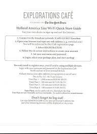hal holland america spa products and prices cruise with gambee