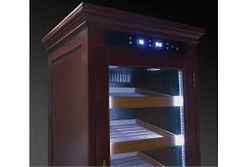 used cigar humidor cabinet for sale the remington lite cabinet cigar cooler refrigerator with auto