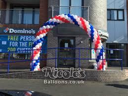 wedding balloon arches uk 110 best balloon decorations images on balloon
