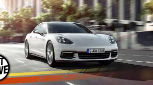 new porsche electric the 2018 porsche panamera 4 e hybrid is a tech powerhouse that