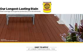 Shop Exterior Stains At Lowes Com by Shop Cabot Decking Tintable Multiple Solid Exterior Stain Actual