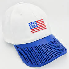 Flags Made In Usa The Boat Brim Boat Brim Flag Hat 100 Made In Usa Blue