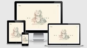 creative responsive html5 website template free download