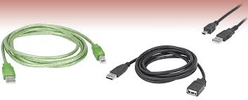 high speed usb 2 0 and 3 0 cables and usb power cables