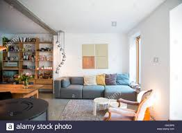 living room in modern house stock photo royalty free image