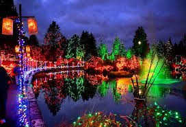 Vandusen Botanical Garden Lights The 2017 Dusen Festival Of Lights Truffles Foods