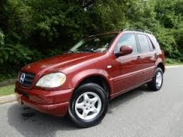 2000 mercedes suv 1995 to 2000 mercedes suv for sale in