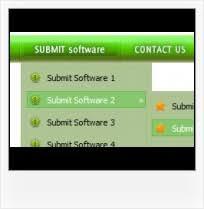 css navigation menu with submenu expression template
