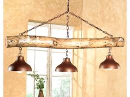 Pool Table Chandeliers Rustic Chandeliers For Cabin With Log Lighting My Design42 And 13