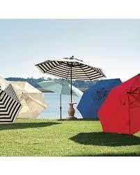 Auto Tilt Patio Umbrella Check Out These Deals On Ballard Designs 9 Auto Tilt Patio