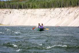 Yukon River Map Spirit Of The Yukon Teslin River U2013 Ruby Range Adventure