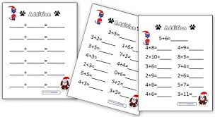 christmas addition u2013 subtraction worksheets minecraft pete the