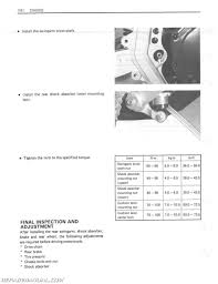 1986 1990 suzuki gsxr750 motorcycle service manual