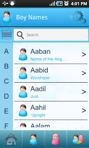 baby islamic names meanings android apps on play