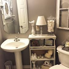 Powder Room Makeovers Photos Powder Room Makeover U2014 The Other Side Of Neutral