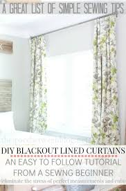 Easy Blackout Curtains The Lies Tell You About Curtains