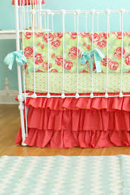 Coral Nursery Bedding Sets by 30 Best Peach And Mint Nursery Images On Pinterest Mint Nursery