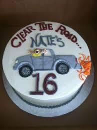 sixteen boy birthday cake 16 yr old boys cake recipes