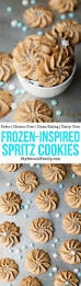 frozen inspired spritz paleo christmas cookies recipe gluten free