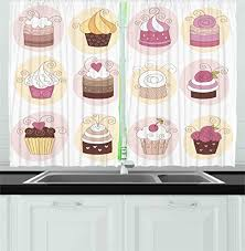 kitchen decor collections cupcake kitchen decor amazon com