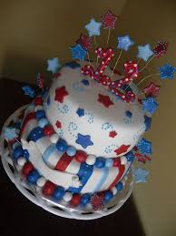 24 best fireworks cake images on pinterest birthday cakes july