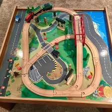 imaginarium train set with table 55 piece find more imaginarium train set with table for sale at up to 90 off
